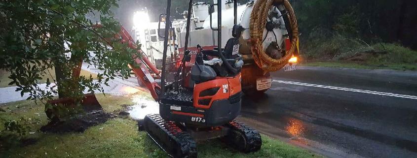 Excavator Hire dynamic hydro excavation brisbane gold coast melbourne sydney