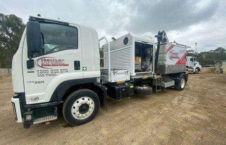 Dynamic Excavations 4000L-Vac-Truck