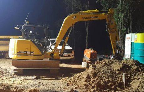 Dynamic Excavations 9T-Excavator